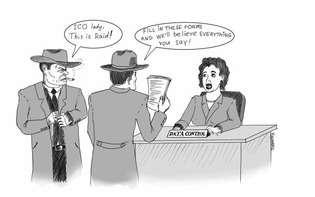 Cartoon by Pixomanic