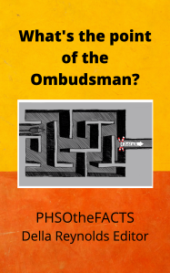 What's the point of the Ombudsman? book cover